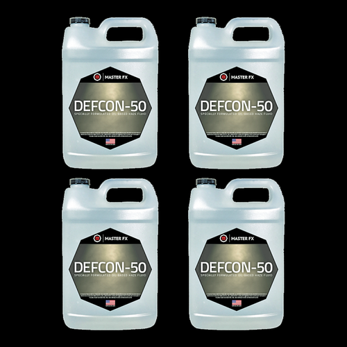 Master FX DEE-EFF-50 Diffusion Haze Machine Haze Refill Fluid