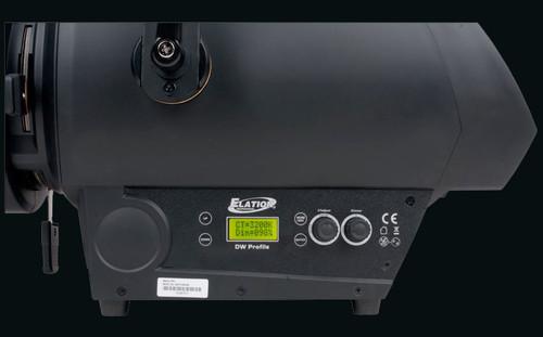 Elation DW Profile 250 LED Spot w/Zoom Gobo Projector / Frame Light