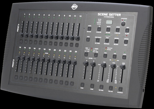 ADJ Scene Setter 24 DMX 24 Channel Dimming Console