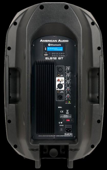 American Audio Active 12'' 2-Way Loudspeaker w/ Bluetooth / ELS-12BT