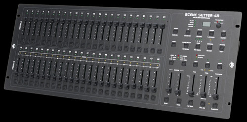 ADJ Scene Setter 48 DMX 48 Channel Dimming Console