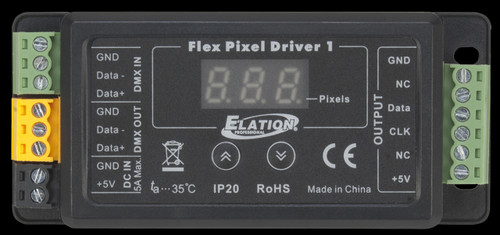 Elation FLE768 DMX Driver for Flex Pixel Tape