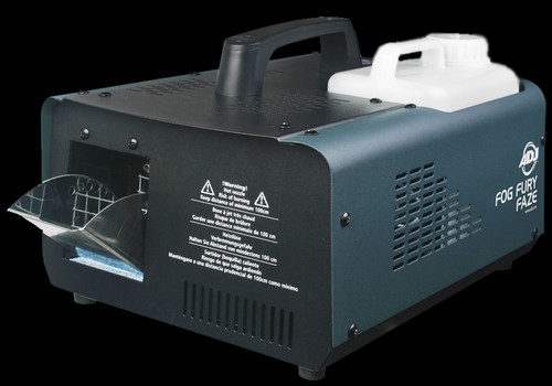 ADJ Fog Fury Faze Water-based HAZE / Fog Machine