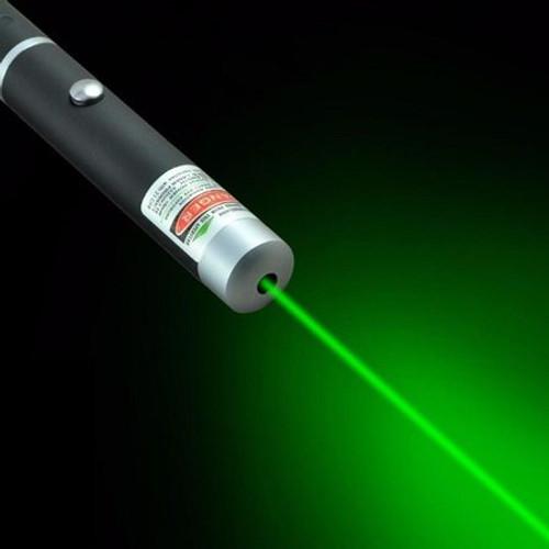 Executive Green Laser Pointer w/ Super Bright Beam