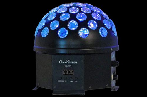Omnisistem LED Pendant II RGB Starburst Centerpiece DJ Light