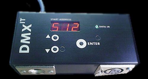 Look Solutions DMXit Power Tiny DMX Converter / PT-1306