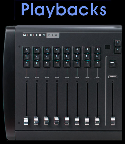 Elation MIDIcon Pro / Professional Midi Lighting Controller