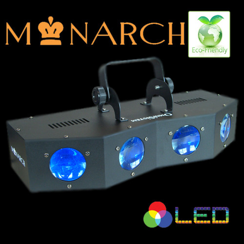 Omnisistem Monarch Sound Active DJ Hyper Effect Lighting Effect