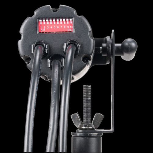 ADJ Pinspot LED DMX Quad Color Pin Spot