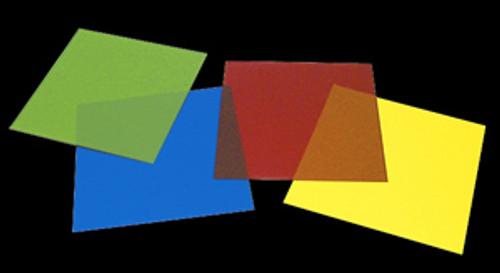 ADJ Par Can Gel Paper Color Packs - All Colors