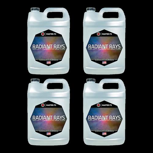 Master FX Radiant Rays Haze Machine Refill Fluid