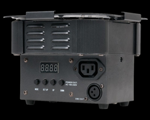 ADJ Ultra HEX Par 3 LED Par Can Light / RGBWA+UV