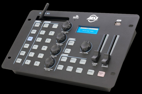 ADJ WIFLY NE1 LED RGB Lighting Effects Controller