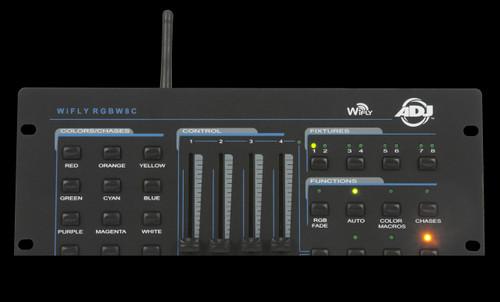 ADJ WiFLY RGBW8C 64-channel Wireless DMX Controller
