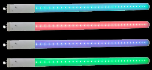 ADJ LED Pixel Tube 360 LED Color Light Tube