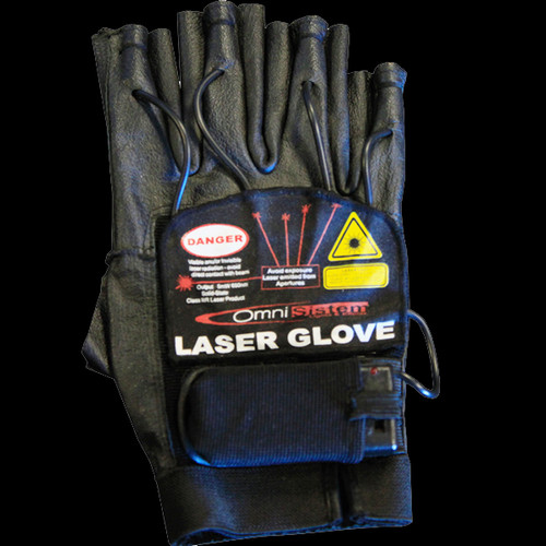 Omnisistems Laser Gloves / Red Beam