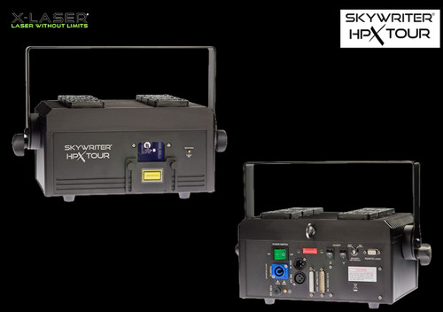 X-Laser Skywriter HPX 2W Full Color Laser Projector / ILDA