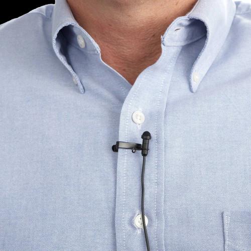 Airwave LAV Slimline Omni-Directional Miniature Lavalier Microphone