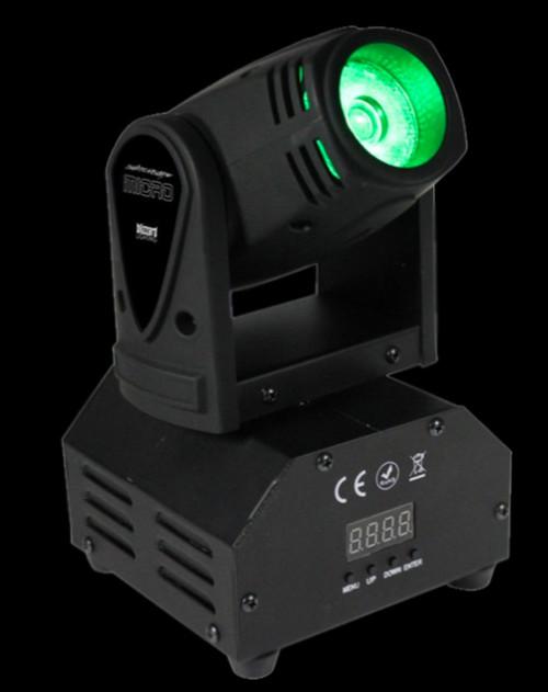 Blizzard Lighting SwitchBlade Micro Beam LED Mini Moving Head Light