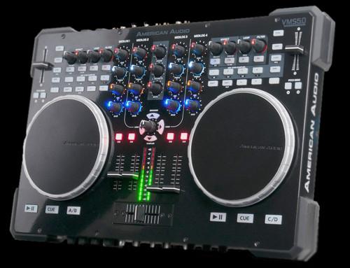 American Audio VMS5 6 Channel MIDI DJ Controller