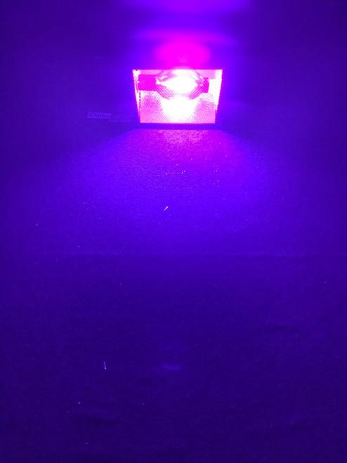 Eliminator Lighting Black 400 UV Blacklight Fixture /  EBK 400