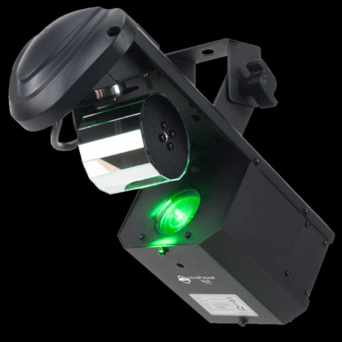 ADJ Pocket Roll Pak Mirrored Scanners DJ Lighting Package