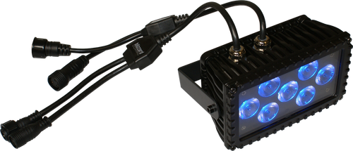Blizzard Lighting Motif Sketch LED Outdoor Wash Bar Light