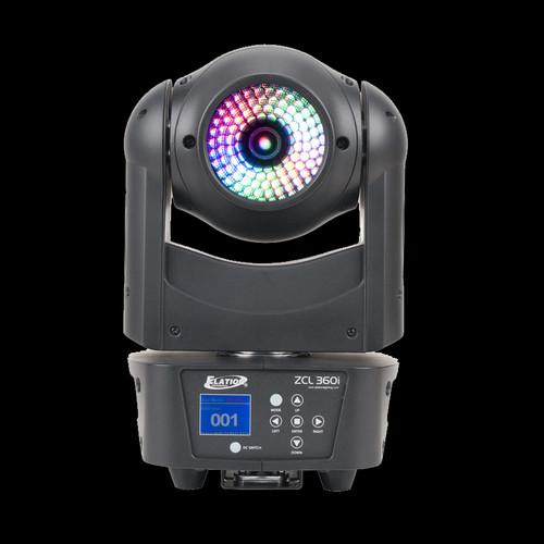 Elation ZCL 360i Single Beam Moving Head Luminaire w/ Zoom