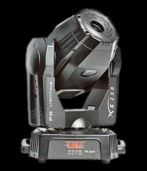 PR Lighting XS-250 PR-2226 250W Moving Head Spot