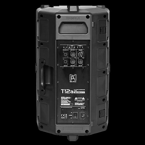 Beta 3 T12A 2-Way Full Range Powered Loudspeaker