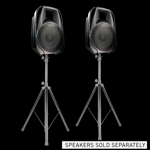 American Audio ACCU STAND Speaker Stands w/ Carry Bag