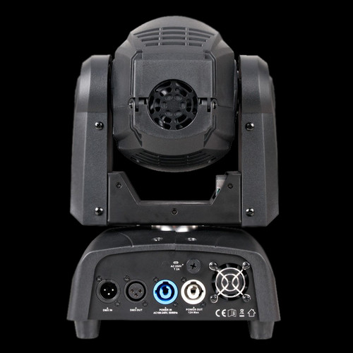 ADJ Focus Spot Two Moving Head Spot Light w/ Gobos