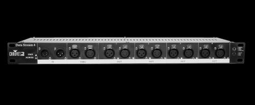 Chauvet DJ Data Stream 4 Universal DMX-512 Optical Splitter