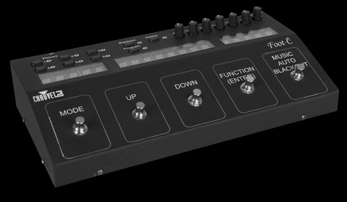 Chauvet DJ Foot-C 36-Channel DMX Foot Controller