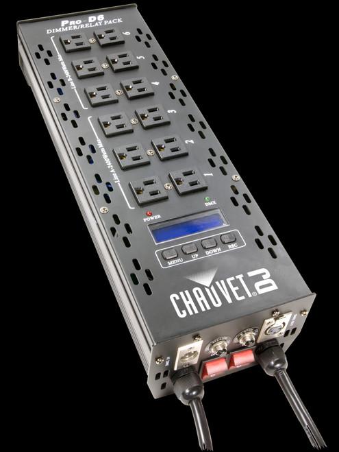 Chauvet DJ Pro-D6 DMX Dimmer / Relay Pack