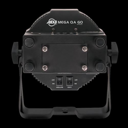 ADJ Mega QA Go RGBA LED Battery Powered LED Par Can