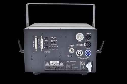 KVANT ClubMAX 6800 6.8W RGB Laser Light Show Projector