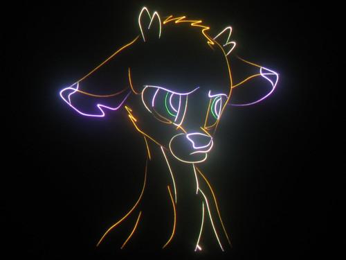 KVANT ATOM Tour 12 RGB Laser Projector w/ FB4-MAX / QuickShow