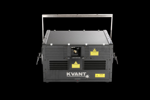 KVANT ATOM 20 LD High Powered RGB Laser Light Show Projector