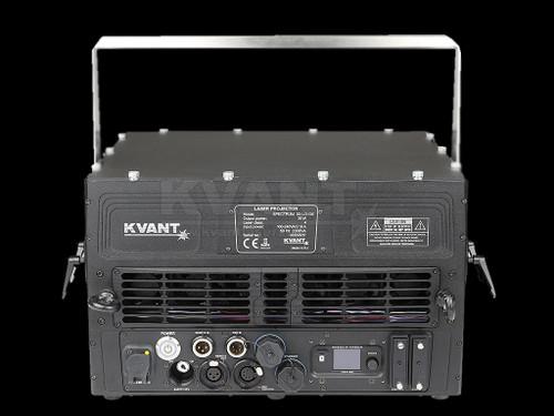 KVANT Spectrum 20 IP65 20W RGB Outdoor Rated Laser Projector