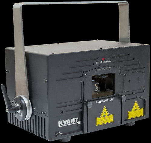 KVANT ClubMAX 3400 PASS Audience Scanning Laser Projector