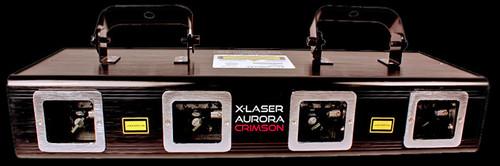 X-Laser Aurora Crimson Liquid Sky Laser Projector