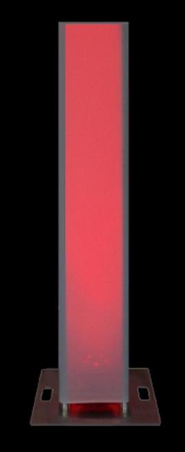 Global Truss Glow Totem 2.0 / 6.56FT Single Tube Mobile Totem