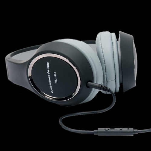 American Audio BL-40 Professional Audio Headphones