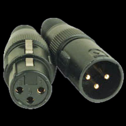 Accu Cable 10 Ft 3 Pin DMX PRO Cable / AC3PDMX10PRO