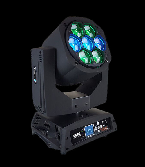 Blizzard Lighting Stiletto I7 RGBW LED Moving Head Beam