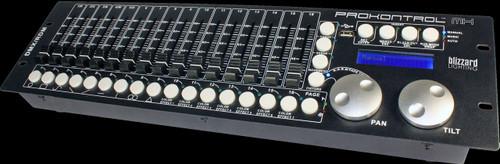 Blizzard Lighting ProKontrol MH Intelligent Lighting DMX Controller