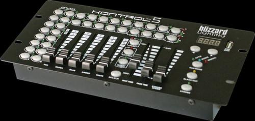 Blizzard Lighting Kontrol 5 Compact LED LIGHT DMX Controller