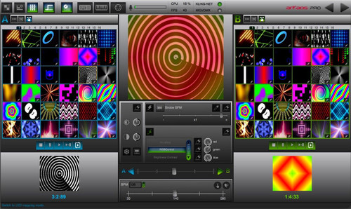 Arkaos LED Master LED Panel Light Show Computer Software