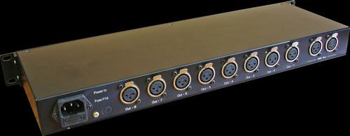 Blizzard Lighting Pipeline 8-Way DMX Distributor